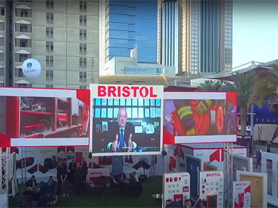Bristol - Intersec 2020